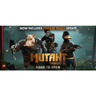 Mutant Year Zero: Road to Eden Reveal your Steam key