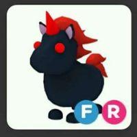 Pet   FR EVIL UNICORN FG!