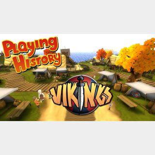 🔑Playing History: Vikings