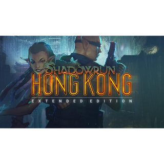 Shadowrun: Hong Kong - Extended Edition [𝐈𝐍𝐒𝐓𝐀𝐍𝐓]