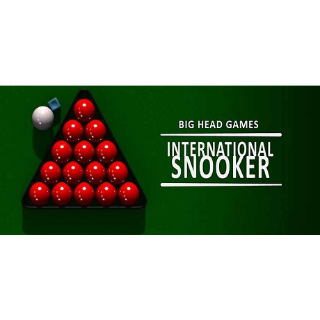 International Snooker [𝐈𝐍𝐒𝐓𝐀𝐍𝐓]