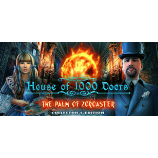🔑House of 1000 Doors: The Palm of Zoroaster Collector's Edition