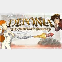 [𝐈𝐍𝐒𝐓𝐀𝐍𝐓]Deponia: The Complete Journey