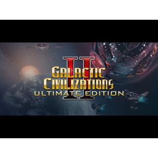 🔑Galactic Civilizations II: Ultimate Edition [𝐈𝐍𝐒𝐓𝐀𝐍𝐓]