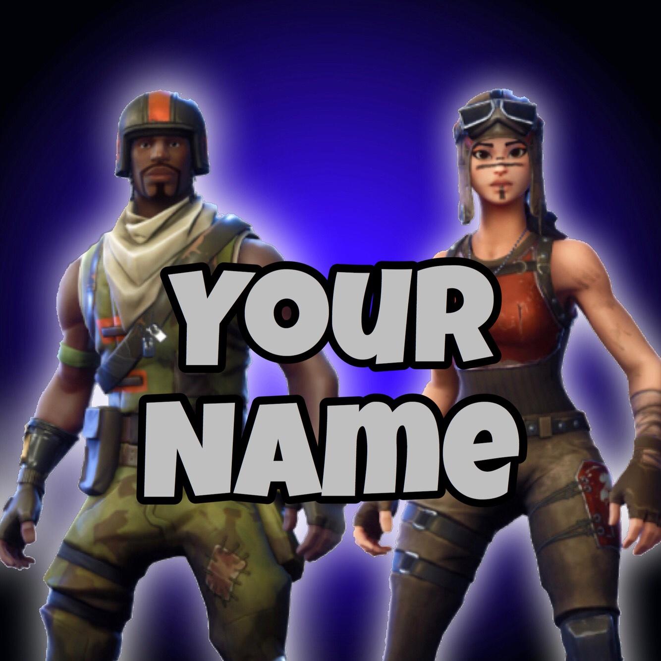 Dope Fortnite Og Skins Logo Custom Other Gameflip