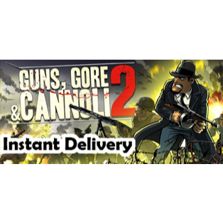 Guns Gore and Cannoli 2- Steam - Instant Delivery