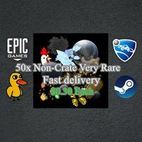 Bundle | NCVR 50x (Cheapest)