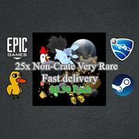 Bundle | NCVR 25x (Cheapest)