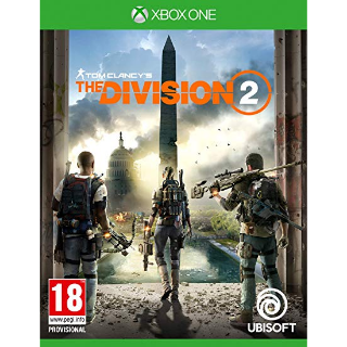 Tom Clancy's The Division 2 Xbox One Key Global Instant