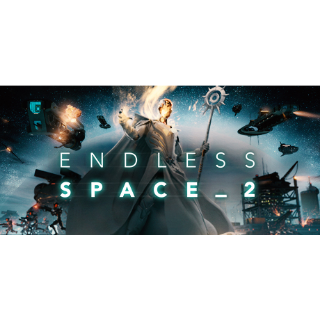 Endless Space 2 - Standard Edition Steam Key