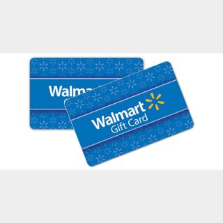 $5.00 Walmart Gift Card (Instant Delivery)