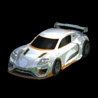 Jager 619 RS | Orange