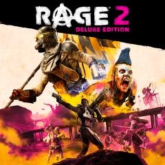 RAGE 2 Deluxe Edition BETHESDA KEY