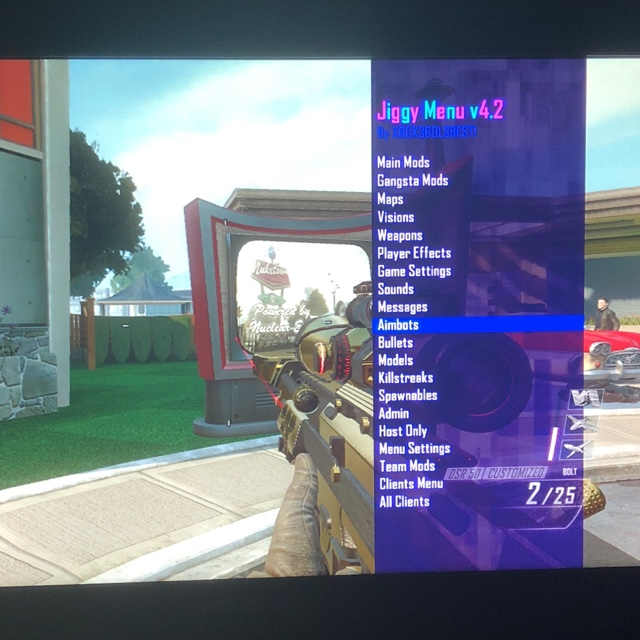 Bo2 Mod menu permanent - XBox 360 Games - Gameflip