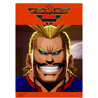 MY HERO ONE'S JUSTICE 2 - character mustache DLC