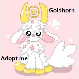 Pet   NEON Goldhorn
