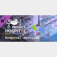 PROJECT HOSPITAL - HOSPITAL SERVICES DLC STEAM KEY GLOBAL