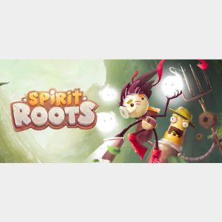 Spirit Roots Steam Key GLOBAL