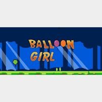 Balloon Girl STEAM KEY GLOBAL