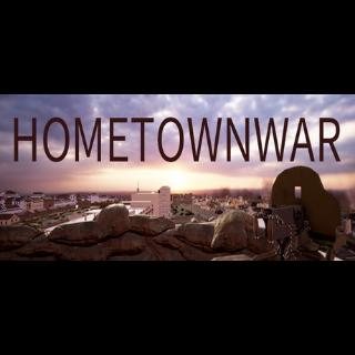 故鄉戰爭 HOMETOWN WAR Steam Key GLOBAL
