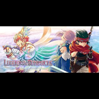 Legend of Tetrarchs STEAM KEY GLOBAL
