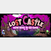 Lost Castle STEAM KEY GLOBAL