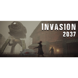 INVASION 2037 STEAM KEY GLOBAL