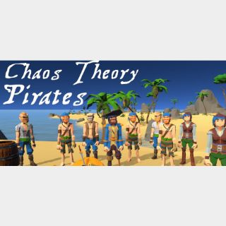 Chaos Theory Pirates STEAM KEY GLOBAL