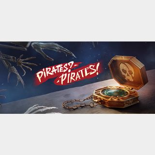 Pirates? Pirates! STEAM KEY GLOBAL