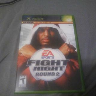 Fight Night Round 2 Xbox