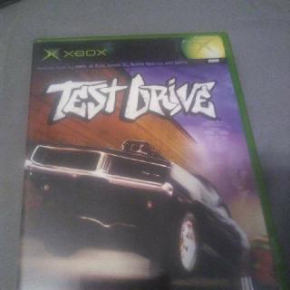Test Drive Xbox