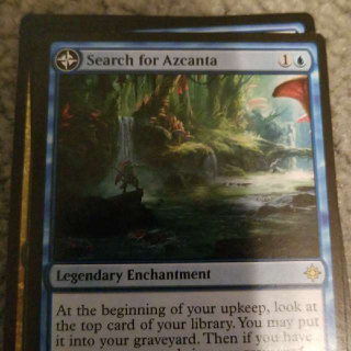 Magic The Gathering Search For Azcanta