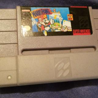 Mario Paint SNES