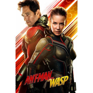 Ant-Man and the Wasp 4K (MA+DMR)