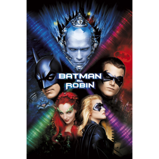 Batman & Robin 4K MA