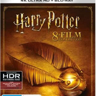 Harry Potter Complete Collection 4K UHD