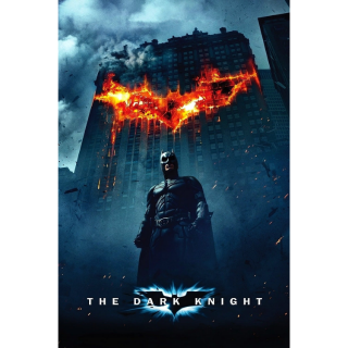 The Dark Knight Trilogy 4K UHD Vudu/MA