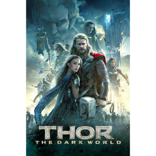 Thor: The Dark World 4K UHD + DMR