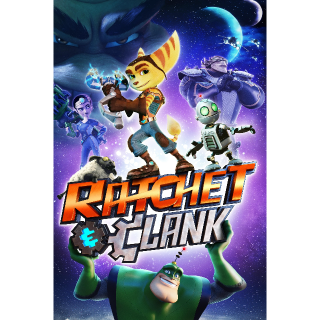 Ratchet & Clank (HD) (Movies Anywhere)