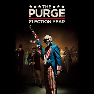 The Purge: Election Year (HDX) (VUDU)