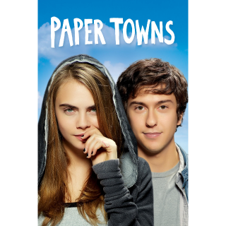 Paper Towns (HD)