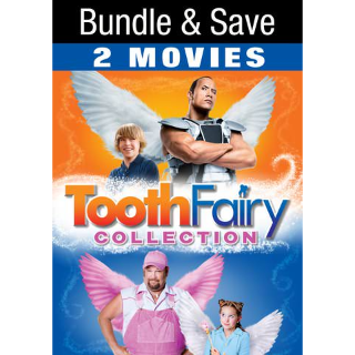 Tooth Fairy 2-Movie Collection HD VUDU INSTAWATCH