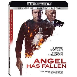 Angel Has Fallen 4K VUDU INSTAWATCH REDEEM