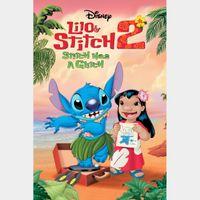 Lilo & Stitch 2: Stitch Has a Glitch HD MA/VUDU REDEEM