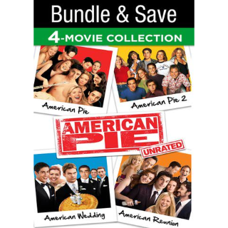 American Pie: The Complete Collection SD VUDU INSTAWATCH