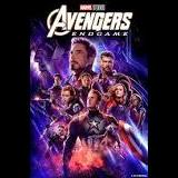Avengers: Endgame HD Google Play REDEEM