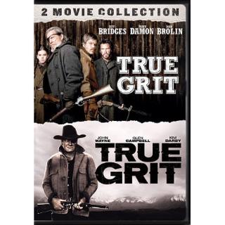True Grit 2-Movie Collection SD VUDU INSTAWATCH