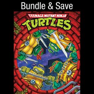 Teenage Mutant Ninja Turtles: The Complete Classic Series Collection SD VUDU INSTAWATCH