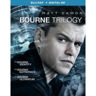 The Bourne Trilogy HD VUDU INSTAWATCH
