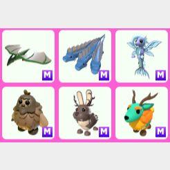 Bundle   Mythic Mega Pet Bundle